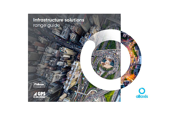Infrastructure solutions range guide