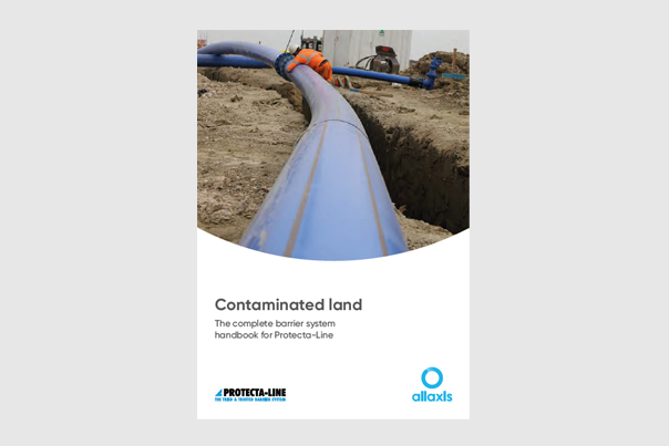 Barrier systems handbook for contaminated land