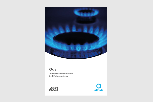 PE pipe systems handbook for gas