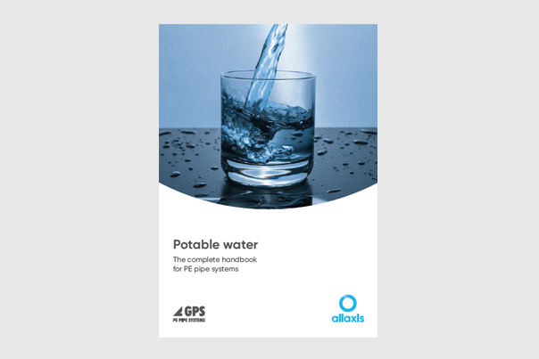 PE pipe systems handbook for potable water