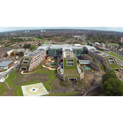 Vulcathene provides the solution for Alder Hey in the Park's chemical waste